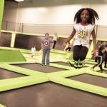 Cumming Indoor Launch Trampoline Park Jumping Places