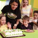 Launch Trampoline Park Kids Birthday Parties Cumming