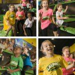 Cumming Launch Trampoline Park Kids Indoor Jumping