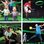 Cumming Launch Trampoline Park for Kids Jumping