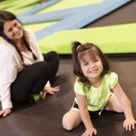 Cumming Launch Trampoline Park Toddler Time