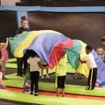Cumming Launch Trampoline Park Indoor Jump Places