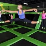 Cumming Indoor Launch Trampoline Jumping Park