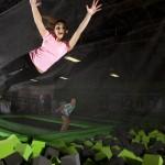 Cumming Teen Glow Nights Launch Trampoline Park