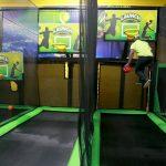 Cumming Launch Trampoline Park Jumping Indoors