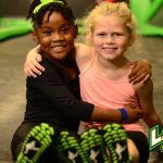 Cumming Kids Jumping Places Launch Trampoline Park