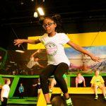 Cumming Kids Indoor Jumping Launch Trampoline Park